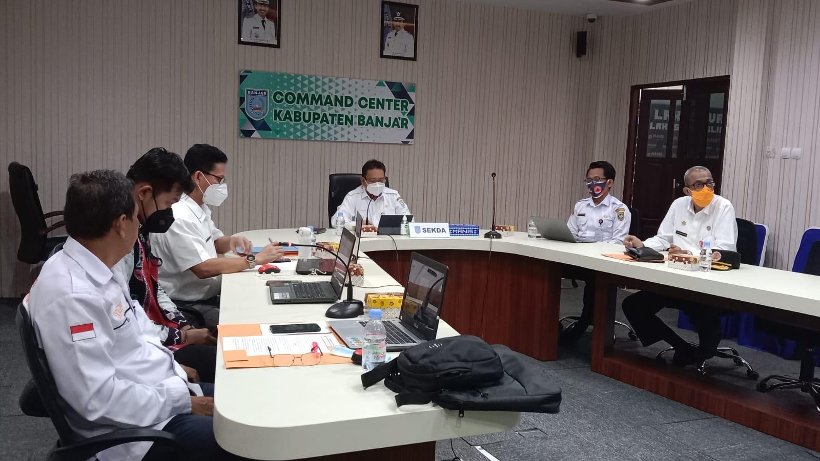 Sekda Banjar Ingatkan SKPD Siap Hadapi Bencana